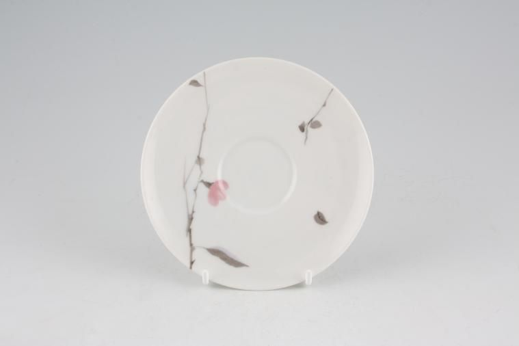 Continental China - Quince - Coffee Saucer
