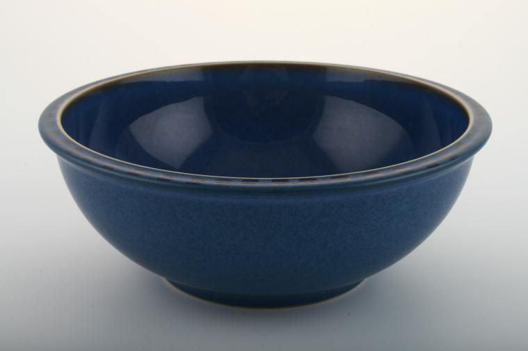 Denby - Reflex - Oatmeal / Cereal / Soup - Blue