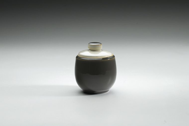Denby - Smokestone - Sugar Bowl - Lidded (Tea)