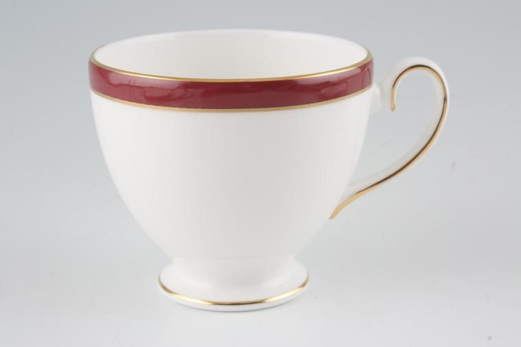 Duchess - Warwick - Red - Teacup