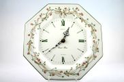 Johnson Brothers - Eternal Beau - Clock - 10""