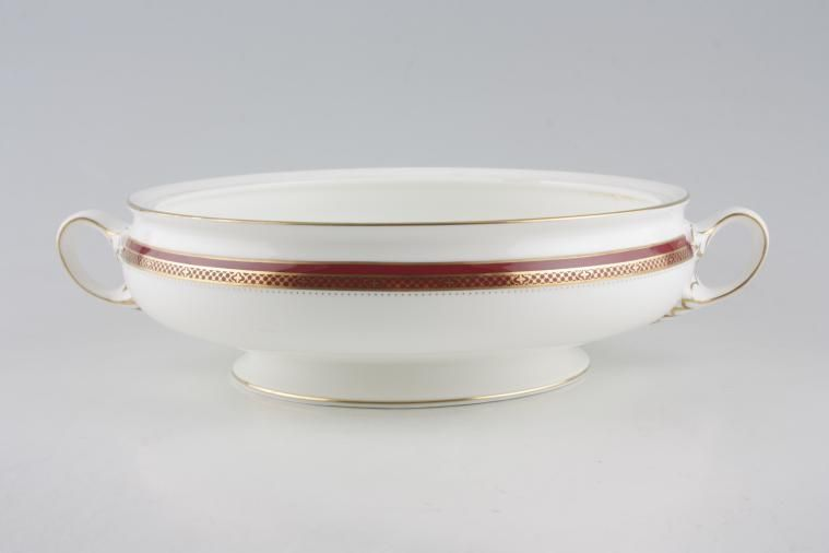Aynsley - Jubilee Marone - Vegetable Tureen Base Only