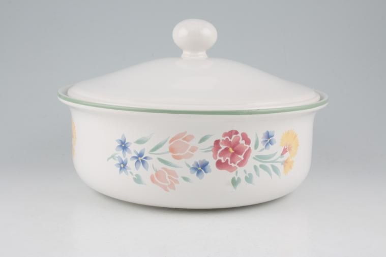BHS - Floral Garden - Vegetable Tureen with Lid