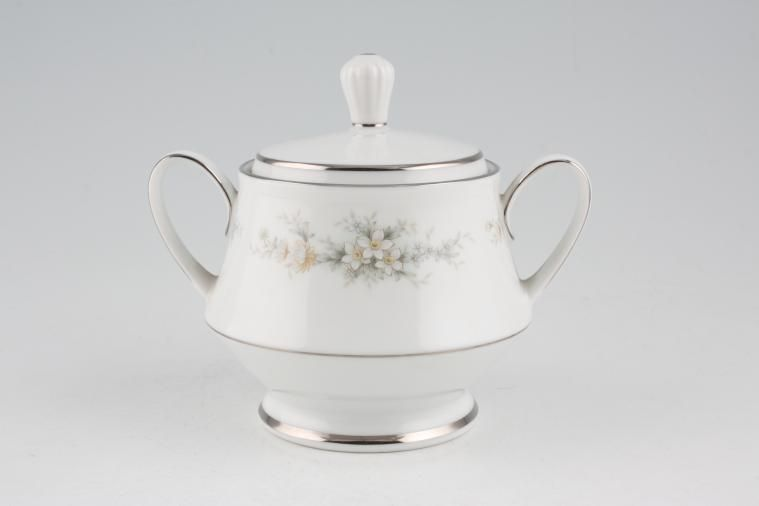 Noritake - Melissa - Sugar Bowl - Lidded (Tea)