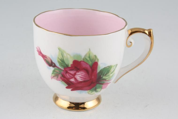 Roslyn - Harry Wheatcroft Roses - Grand Gala - Coffee Cup