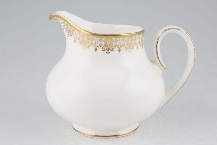 Royal Doulton - Gold Lace - H4989 - Milk Jug