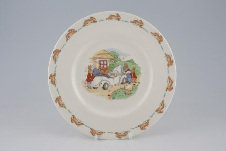 Starter ... & Sell to us - Royal Doulton - Bunnykins - u00271936u0027 | Chinasearch