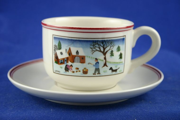 Villeroy boch naif christmas if we don 39 t have it we for Villeroy boch christmas