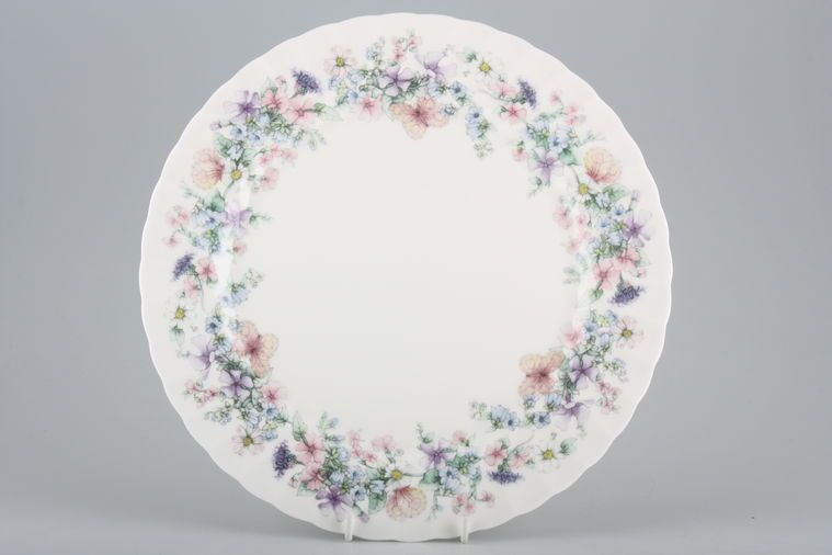Wedgwood - Angela - Fluted Edge - Dinner Plate